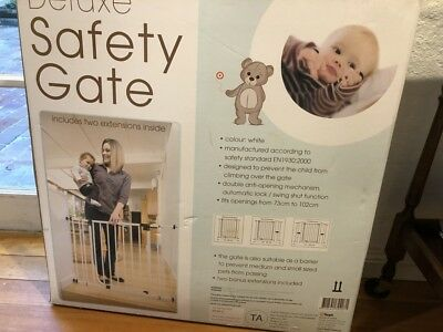 Child Safety Gate - Hardly Used.