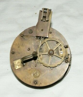 Antique JAPY FRERES Clock  Movement, Spares/Repair