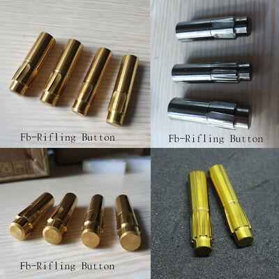 Push Rifling Buttons for Forming the Rifling Grooves Precision Carbide Tools