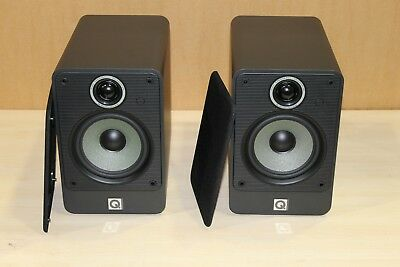 Q Acoustics 2020i Speakers - Graphite - Ref: R61631 B-Grade