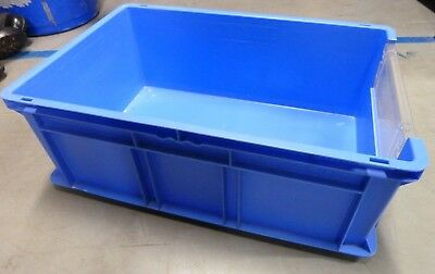 Euro Crates - approx 40 litre - x 10