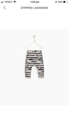 zara boys leggings 3-4 Years