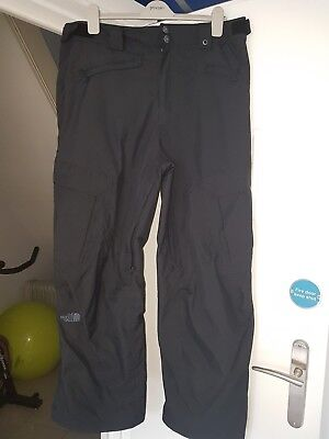 Mens North Face snowboard/ski trousers large