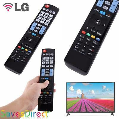 UNIVERSAL REMOTE CONTROL For LG Smart 3D LED LCD HDTV Direct