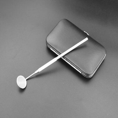 Stainless Steel Dental Mirror Mouth Tools For Checking Eyelash Extension O5