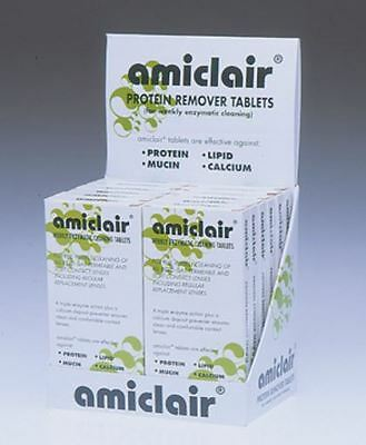 Amiclair Enzyme Protein Remover Tablets (Refill Pack 24 Tablets)