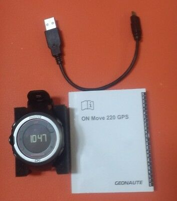 Reloj Gps on move 220