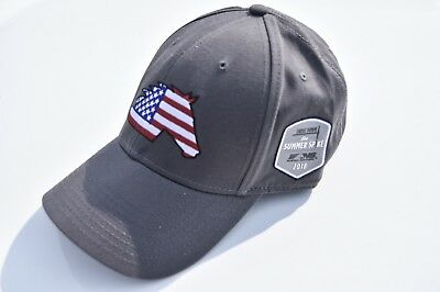 Norfolk Southern Hat, American Flag Horse Edition