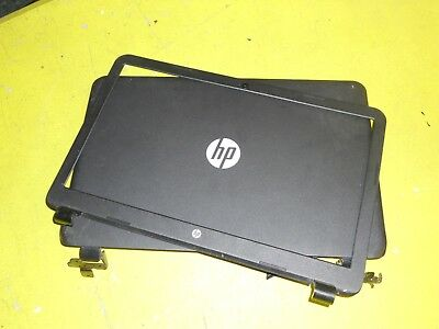 HP 15G 15R 15-G 15.6 Back Cover & hinges video cable Bezel 749641-001 761695-001