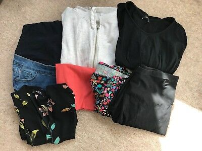 Bundle Of Maternity Clothes Size 12-14