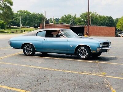 Chevelle -VERY RELIABLE BIG BLOCK-SS FEATURES- SEE VIDEO 1970 Chevrolet Chevelle for sale!