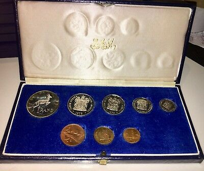 South Africa Boxed Mint Set 1978 Proof