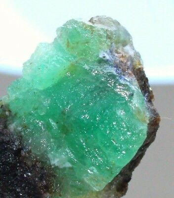 187 CRT Full terminated top quality top green Emerald crystals cluster from @AFG
