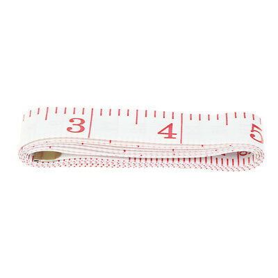150cm Flat Tape Measure for Tailor Sewing Cloth Soft Body Measuring Ruler ESJB