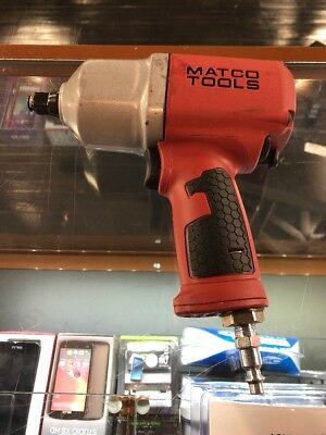 """Matco Tools 1/2"""" Drive Air Impact Wrench - MT1769A"""