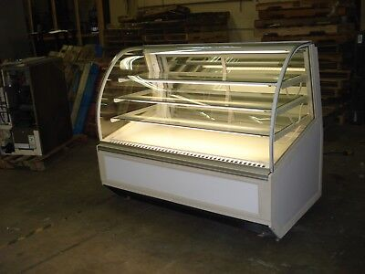 FEDERAL Pastry, Bakery Display Case - Dry, Non-Refrigerated  Mod # SN-59 - MINT!