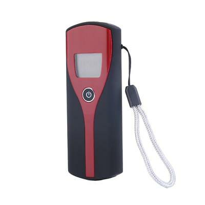 Nuevo LCD digital alcoholimetro breathalyzer test analizador muchas detector OE