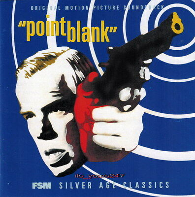 Point Blank/The Outfit - OST   Jerry Fielding & Johnny Mandel   CD