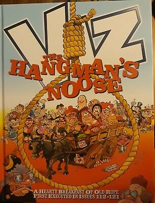Viz Annual - The Hangman's Noose - Issues 112-121  In Excellent Condition