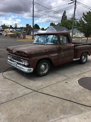 1960 Chevrolet C-10  1960 CHEVY APACHE C10 RUNS GREAT