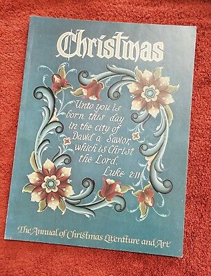Rosemaling with Helen Blanck Article in the 1981 Christmas Annual