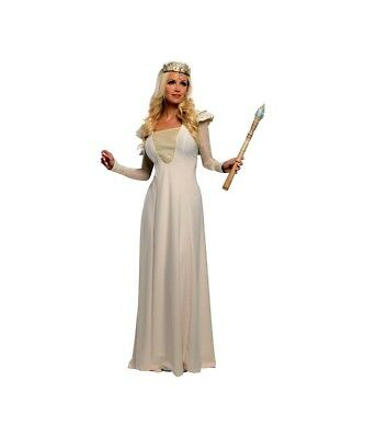 Oz The Great And Powerful Glinda Women Costume Deluxe SIZE LARGE 14-16