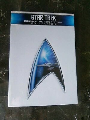 STAR TREK Original Motion Picture Collection - DVD