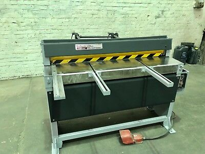 Edwards Minishear Sheet Metal Guillotine