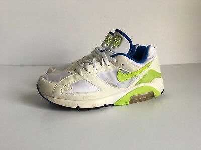 separation shoes 12c38 f4eb8 ... new zealand vintage nike air max 180 6.5 40.5 96 tn 95 98 tl 2.5  tailwind