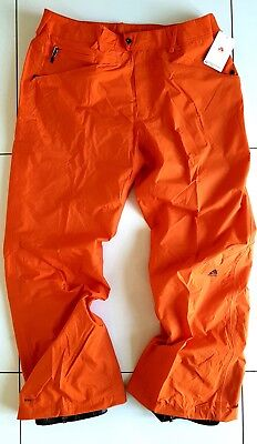 Nike Acg Storm Fit 5 Ski Pants Snowboard Trousers Salopettes Mountain Men's Xl