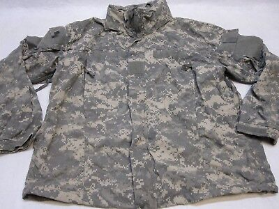 ARMY ISSUE ACU DIGITAL SOFT SHELL JACKET GEN 3 PARKA X-LARGE/LONG LEVEL 5 br