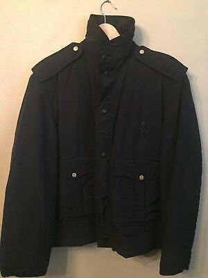 Fire Department Chief Winter Jacket Size 44R Flying Cross