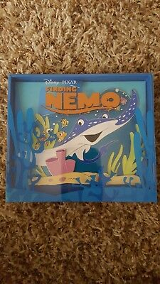 Disney Pin Finding Nemo Celebrating 15 years LE 1000 JUMBO PIN 2018 Sold Out