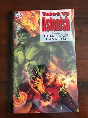 Tales to Astonish #1 (Dec 1994, Marvel) ORIGINAL ANT-MAN and WASP HIGH GRADE