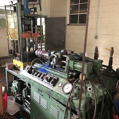 Impco Injection Molding Machine New Britain Injector 15 ton