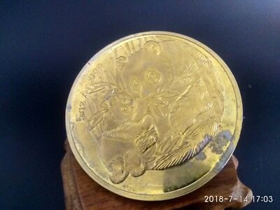 Chinese Collection Exquisite 2005 zodiac Panda animal commemorative coins