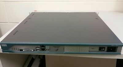 Cisco 2811 router with 2x WIC cards