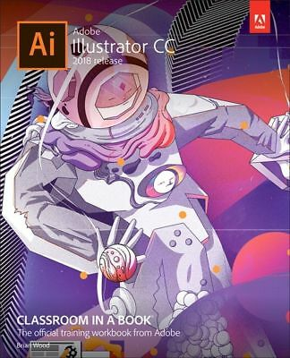 Adobe Illustrator CC 2018 Relise Fast shipping 2 Minute[PDF/EB00K]