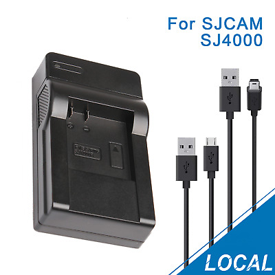 Battery+Charger For SJCAM SJ4000/5000 PLus SJ5000X SJ6000 SJ7000 SJ8000 SJ9000