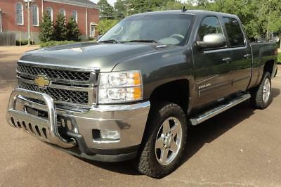2011 Chevrolet Silverado 2500 LTZ Z71 4x4 REAR ENTERTAINMENT Heated Leather Memory Seats TOW CMD Auto Climate LOADED UP