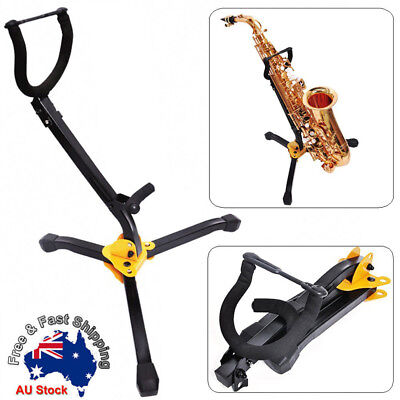 SAXOPHONE SAX STAND (for Alto or Tenor) Full folding type
