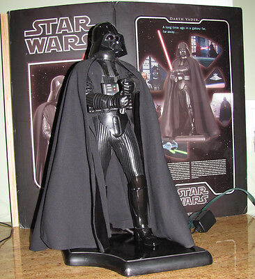 """Side Show Exclusive Limted Edition of 2500 1/4, 20"""", Scale Darth Vader, USC#832"""