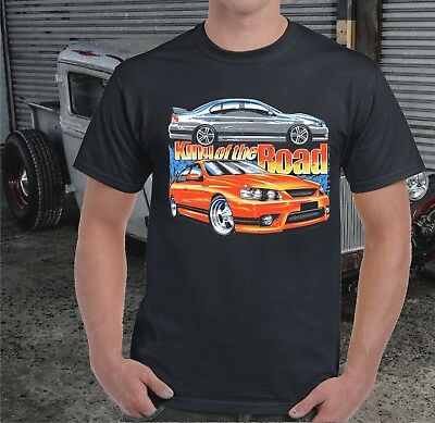 Ford Falcon Ba Xr8 / Xr6 Turbo King Of The Road T-Shirt