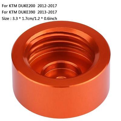 CNC Radiator Water Pipe Cap Cover Parts Brake Fluid Reservoir Cap For KTM am