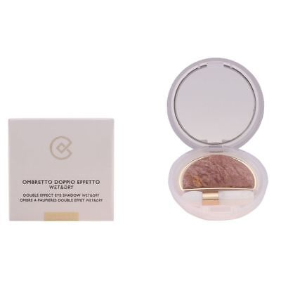Collistar Double Effect Eye Shadow Wet and Dry 04 Beige Rose 5g