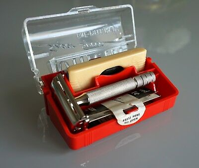 Gillette Safety Razor Super Speed - Rasoio - Rasoir - Rasier