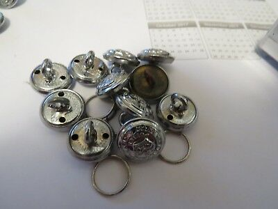 NSW Police Buttons x 11