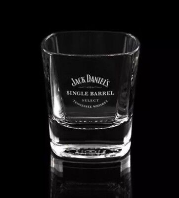 Jack Daniels Single Barrel Tumbler Glass