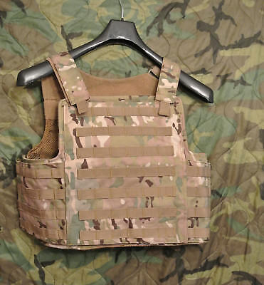 Lightfighter Plate Carrier Vest Multicamo 8FIELDS Navy Airsoft nato Weste -7917