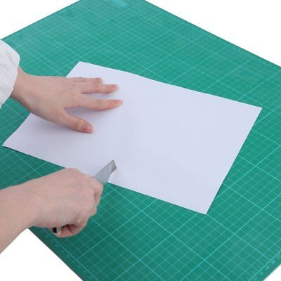 A2 Thick 5Ply Self Healing Craft Cutting Mat 2Side Print Quilting Scrapbooking